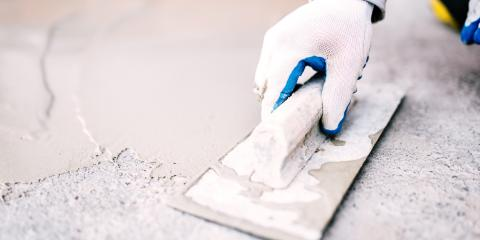 3 Steps to Successfully Pour a Concrete Driveway This Winter, Gates, New York