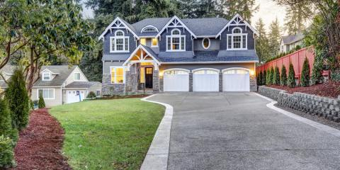 The Benefits of Having a Concrete Driveway Instead of Asphalt or Gravel, High Point, North Carolina
