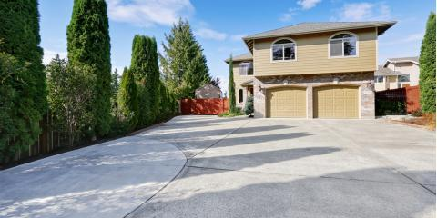 Top 3 Benefits of a Concrete Driveway, Windham, Connecticut