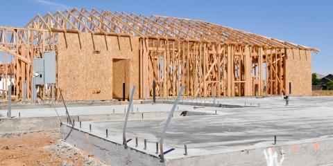 Concrete Experts Explain Steps Involved in Building a Home, Lincoln, Nebraska