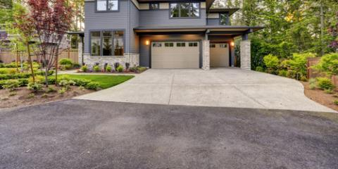 Why You Should Install a Concrete Driveway, Columbia, Missouri