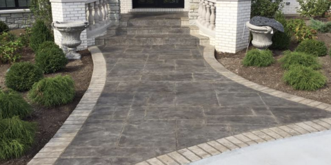 Why Are Concrete Patios Ideal for Most Yards?, Pierce, Ohio