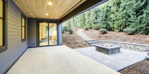3 Innovative Ideas for Your Concrete Patio, High Point, North Carolina