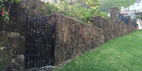 Want to Protect Your Property? Here's How a Retaining Wall Will Help, Honolulu, Hawaii
