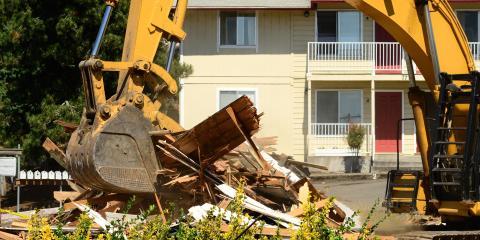5 Benefits of Hiring Professional Demolition Experts, Grant, Minnesota