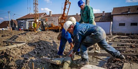 5 Benefits of Concrete Work , Savannah, Georgia