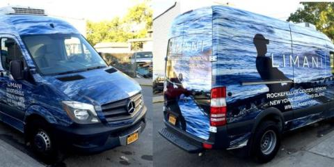 Why Brooklyn's Best Sign Company Only Uses Top-Quality Vinyl for Vehicle Wraps, Brooklyn, New York