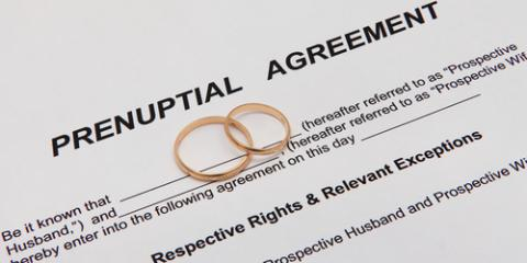 CT Attorney Explains What a Prenuptial Agreement Is , Bridgeport, Connecticut