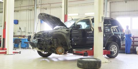 FAQs About Auto Collision Repair, Norwalk, Connecticut