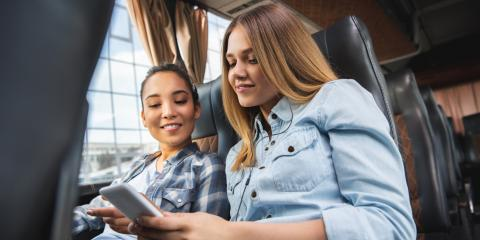How to Keep Yourself Occupied on a Long Bus Ride, Bolton, Connecticut