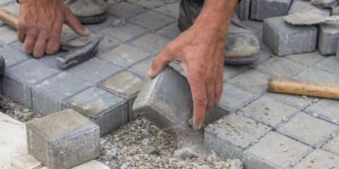 How Concrete Pavers Are Used in Commercial Applications & Why They're Beneficial , Windham, Connecticut