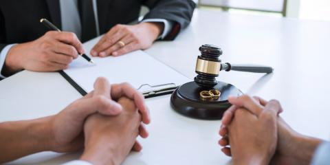 What Is the Difference Between a Legal Separation & Divorce?, Farmington, Connecticut