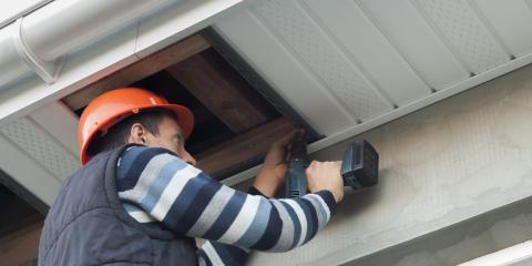 How to Know When It's Time to Replace Your Fascias & Soffits , Deep River, Connecticut