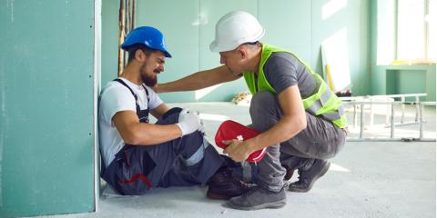 3 Steps to Take If You're Injured at Work, Hartford, Connecticut