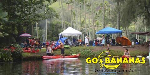 Go Bananas Watersports, Kayaking & Rowing, Family and Kids, Honolulu, Hawaii