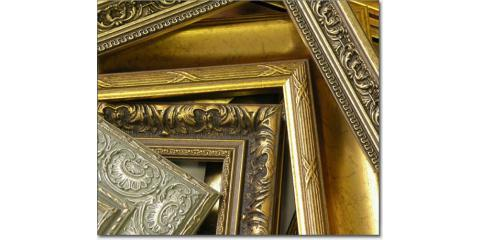Learn The Benefits of Metal & Wood Picture Frames From Conservation Framing Services, Manhattan, New York