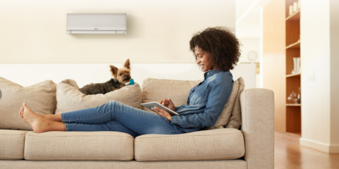 Enjoy Savings This Fall on a New Mitsubishi Electric® System, ,