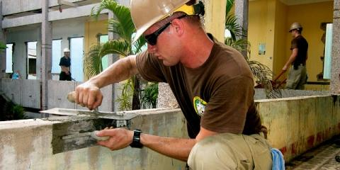 The L. Suzio York Hill Companies Shares the Top 5 Uses for Concrete in Your Home, Meriden, Connecticut