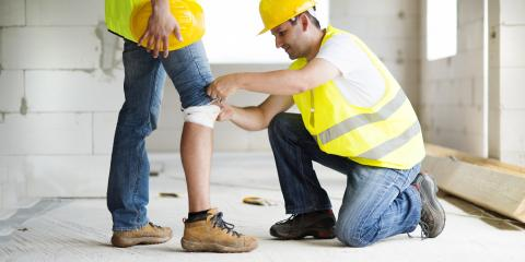 What to Do Following a Construction Accident, New City, New York