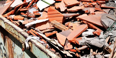 A Guide to Proper Disposal of Your Construction Debris, Oakwood, Ohio