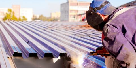 3 Benefits of Using Steel Construction Materials for Your Roof, Clarksville, Arkansas