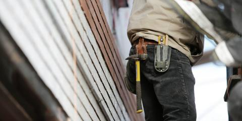 3 Things to Know Before Hiring a Contractor for Roof Repair, Middletown, Ohio