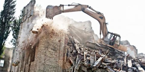 Top 3 Most Important Things to do Before Building Demolition, Anchorage, Alaska