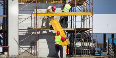 3 Common Causes of Scaffolding Accidents, Boston, Massachusetts