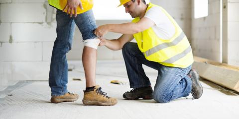 Work-Related Injury Lawyer Shares 3 Steps to Take After an Accident, Jersey City, New Jersey