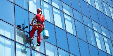 3 Advantages of Commercial Window Washing, O'Fallon, Missouri