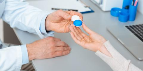 How to Take Care of Your Contact Lenses, High Point, North Carolina