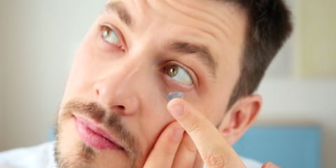 Solutions to 5 Common Contact Lens Problems, Symmes, Ohio