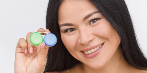 How Should I Put in & Remove My Contact Lenses?, Honolulu, Hawaii
