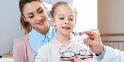 5 Ways to Help Your Kid Switch From Glasses to Contact Lenses, Honolulu, Hawaii