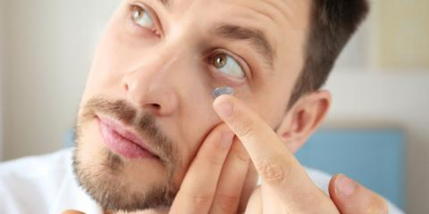 How to Tell if Your Contact Lenses Are Flipped Inside Out, Irondequoit, New York