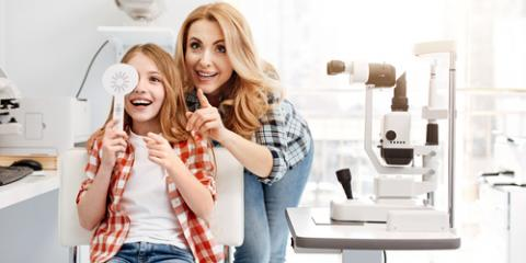How You Can Help Your Child Transition From Eyeglasses to Contact Lenses, West Chester, Ohio