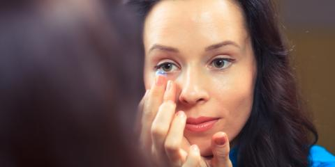 5 Care Tips for Your Contact Lenses, Russellville, Arkansas