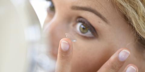 5 Tips for Taking Care of Your Contact Lenses, Weddington, North Carolina