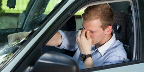 5 Ways to Prevent Eye Strain While Driving, Spencer, West Virginia