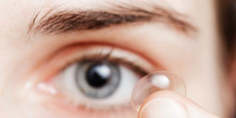 3 Tips for Wearing Makeup While Using Contact Lenses, Russellville, Arkansas