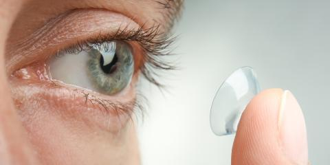 Why Your Vision May Be Blurry With Contact Lenses, Fairbanks, Alaska