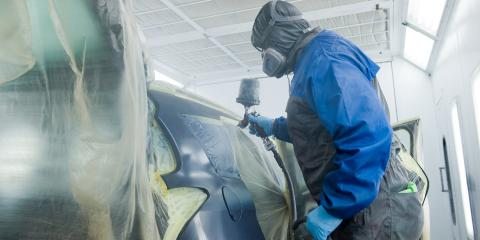 3 Benefits of an Auto Paint Touch-Up, Ewa, Hawaii