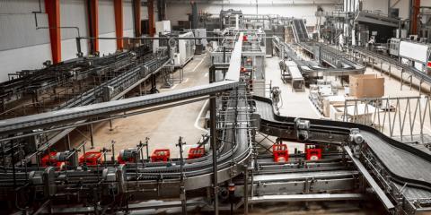 4 Surprising Ways Conveyors Can Improve Your Business, Cairo, Georgia