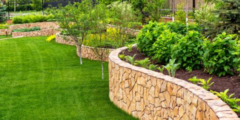 3 Benefits of Installing Retaining Walls, Danley, Arkansas