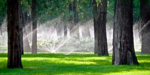 An Introduction to Sprinkler Systems, Danley, Arkansas