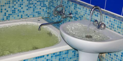 3 Steps to Fixing a Clogged Drain Without Using Harmful Chemicals , Conyers, Georgia