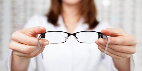 3 Reasons Why You Should Purchase Glasses In-Store  , Anchorage, Alaska
