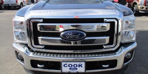 Getting Back on the Road: Dedicated Diesel Truck Repair With Cook Ford, Texas City, Texas