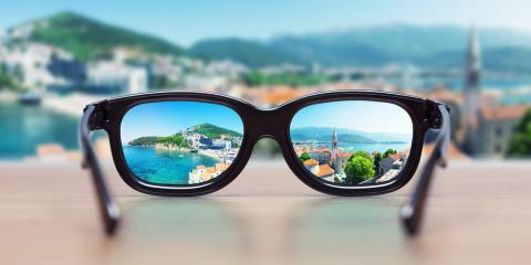 New in Eyewear: What Are Free-Form Lenses?, Anchorage, Alaska