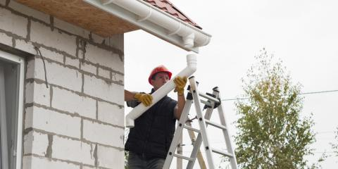What Issues Can Damaged Rain Gutters Cause?, Cookeville, Tennessee
